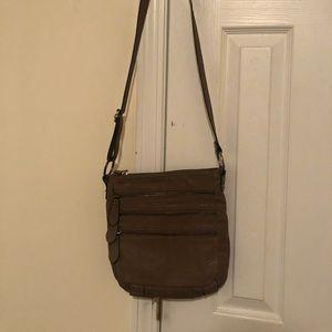 Bueno hipster crossbody purse